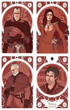 Game of Thrones by Simona Bonafini