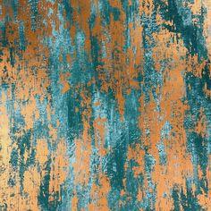 Graham & Brown Industrial Texture Blue Wallpaper 104131
