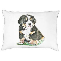 #Bernese Mountain Dog Pet Bed - #dogbeds #dogbed #puppy #dog #dogs #pet #pets #cute #doggie