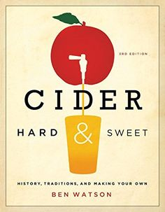 How to Make Hard Cider - three hard cider variations using raw or pasteurized cider. One quick counter top ferment ready in under a week, two ferments ready in a few months.