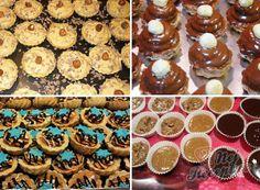 Salkové šuhajdy | NejRecept.cz Mini Cheesecakes, Mini Cupcakes, Gingerbread Cookies, Smoothies, Cereal, Baking, Breakfast, Desserts, Food