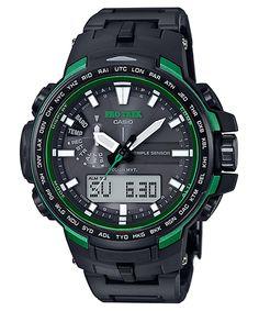 CASIO SIAM สยามคาสิโอ จำหน่าย นาฬิกาข้อมือ - PRW-6100FC-1