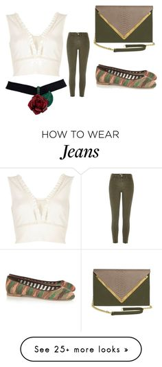 """""""Untitled #128"""" by dizdarevicnermina on Polyvore featuring River Island, Dareen Hakim and M Missoni"""