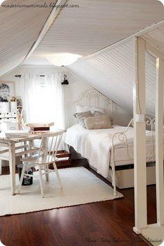 mommo design - 10 ATTIC ROOMS