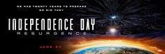 Muito além dos livros e filmes!: Filme - Independence day - Ressurgence (2016)