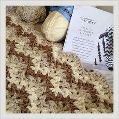 AnnabelsArmoire's Last minute baby blanket