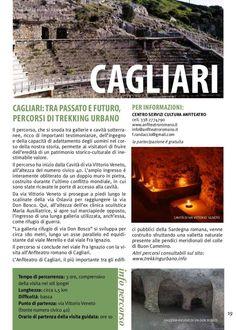 10 EDIZIONE TREKKING URBANO – CAGLIARI – GIOVEDI 31 OTTOBRE 2013