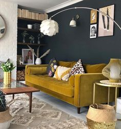 """Great Free New Art Deco Interior Lounge Sofas 44 Ideas Ideas """"The Wonderful – what appears like pomp and luxury is related to extravagant life style Living Room Remodel, My Living Room, Home And Living, Living Room Decor, Retro Living Rooms, Living Furniture, Home Furniture, Muebles Living, Retro Home Decor"""