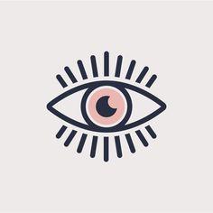 Eye Illustration, Eyes Wallpaper, Eye Logo, Lashes Logo, Denim Art, Logo Design, Graphic Design, Quote Aesthetic, Body Art