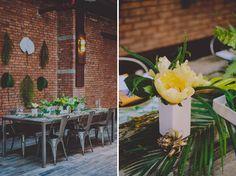 Planner + Designer - Jove Meyer Events, Photographed by Amber Gress, Flowers by Blade, Venue 26 Bridge.