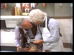 The Carol Burnett Show - The Oldest Butcher with Tim Conway.I never missed this show and these two guys KILLED me! Tim Conway and Harvey Korman Comedy Song, Comedy Tv, Comedy Skits, Harvey Korman, Great Comedies, Carol Burnett, Belly Laughs, Friends Tv, Old Tv