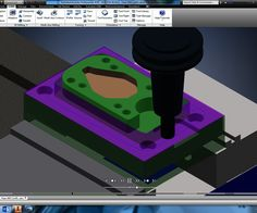This Instructable is for Workshop Users at Pier 9. It was originally written by Dan Vidakovich.This Instructable is a detailed, step-by-step set of instructions to show you how to program a part using CAM (Computer Aided Manufacturing). Using Autodesk's Inventor Pro HSM 2016, you will learn how to prepare a part for machining in aluminum on a 3-axis CNC machine--at Pier 9, the Haas CNC VF2SS Mill!This certification part will introduce you to facing, contour, adaptive, and pocket toolpaths...