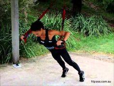 VeronikaFit (Personal Trainer Sydney) - Full body workout with TRX exercises.wmv - YouTube