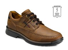 ECCO FUSION MOC TOE TIE | MENS | SHOES | ECCO USA