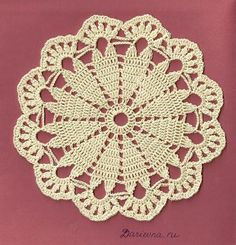 heart doily plus diagram..... i made one of these and added it to a pillow http://pinterest.com/pin/227361481159815130/