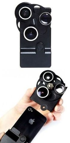 The iPhone Camera Lens – be a photographer
