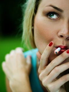 Smoking cigarettes can lower your sperm count. Getting pregnant may be one of your most effective motivations to finally quit smoking.