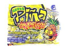 Uni Pina Chili Gummi 25/50 ct