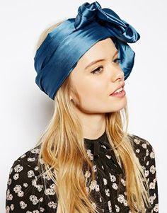 ASOS Silky Wide Headscarf