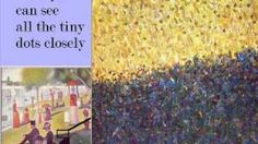 Seurat Pointillism - YouTube