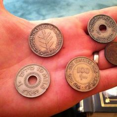Coins from Palestine, 1942