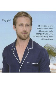 All we want for Christmas is Feminist Ryan Gosling