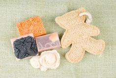 stockfresh 1058897 handmade-soap-and-brush sizeM Homemade Business, Soap Making, Natural Remedies, Henna, How To Make, Handmade, Diy, Garden, Hand Made