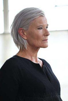 7.Bob Haarschnitt für Ältere Frauen