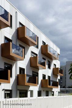 32 Fadura Dwellings,© Francisco Berreteaga