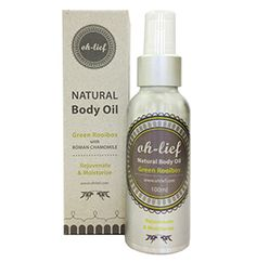 Body Range | oh-lief Natural Baby Products