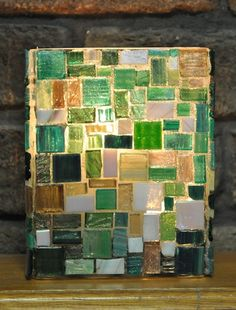 How to Make a Mosaic Candle Holder - Best Online Mosaics Supplier for Mosaic Tiles & Supplies. Learn the art craft of Mosaics with us!
