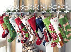 Garnet Hill Stockings
