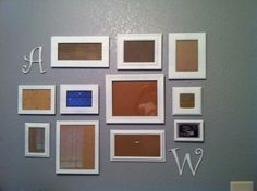 Photo/frame collage