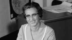 In an age of racism and sexism, Katherine Johnson broke both barriers at NASA.