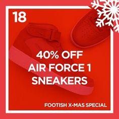 Todays offer - 40% OFF ON NIKE AIR Force 1 🎅Link In Bio🤶  julkalender   julkalendern2018  footish  streetwear  xmasdeal  xmas  jul  godjul   uppsala ... 54d21e1d6576