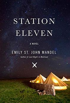 Station Eleven Beaucoup de critiques favorables pour ce livre de science-fiction. «This is a brilliantly constructed, highly literary, postapocalyptic page-turner, and should be a breakout novel for Mandel.» Library Journal