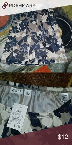 Cato skirt Brand new with tags! Cato Skirts