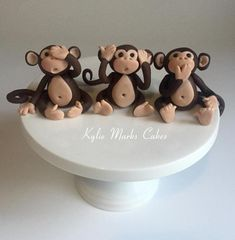 13.7 M is for.......Monkeys by Kylie Marks
