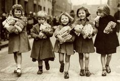 i so wish little girls still dressed like this. when did we decide that our girls need to look like mini loose women?