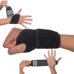 GF-100672 Wrist Strap, Neoprene with Velcro Fastening.