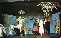 Penelope by Leonora Carrington, staged by Alejandro Jodorowsky
