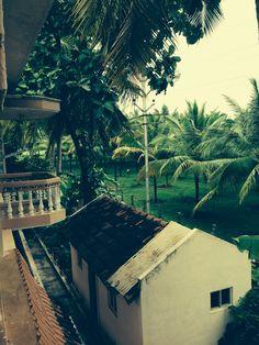 Morning in Angalakurchi