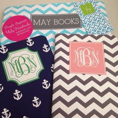 May Books wedding planner - great engagement gift!