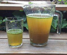 Rezept Israelische Minz-Limonade von MamaWolle - Rezept der Kategorie Getränke