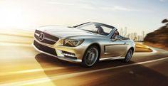 2016 Mercedes-Benz SL-Class Overview