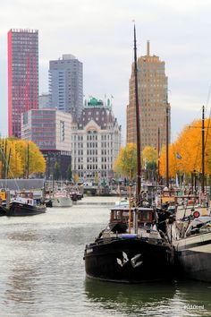 Rotterdam through my lens Dutch Netherlands, Rotterdam Netherlands, Amsterdam Holland, Eindhoven, Where To Go, Utrecht, Places To Visit, Around The Worlds, Skyline