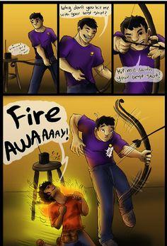 FIREAWAY! Oh Leo!