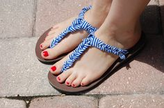 Each sandal comes with a base and a long ribbon which can be tied hundreds of ways. The mission of the company is to help break the cycle of poverty in Uganda. Sseko employs girls in Uganda for a nine month period in exchange for an entire college education!