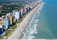 South Carolina Beaches North Myrtle Beach Cherry Grove Sc