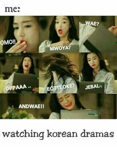 Korean Drama Funny, Korean Drama Quotes, Korean Drama Movies, Korean Actors, Korean Dramas, Kdrama Memes, Funny Kpop Memes, Cnblue Jung Yong Hwa, Korean Shows